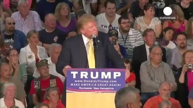 جنجال تازه دونالد ترامپ بر سر اسلام ستیزی در آمریکا