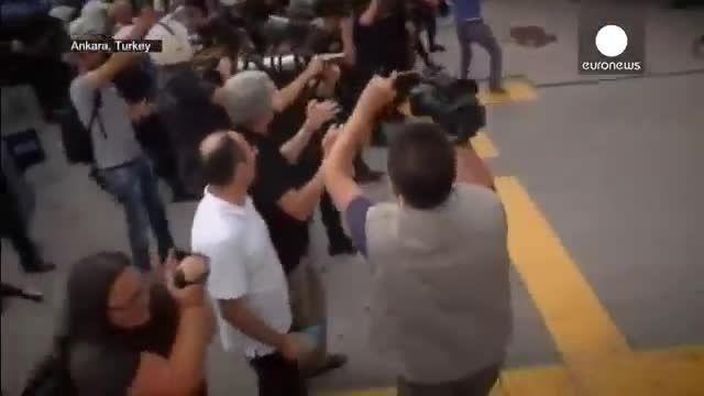 اعتراضات در ترکیه و عراق به اقدامات دولت ترکیه
