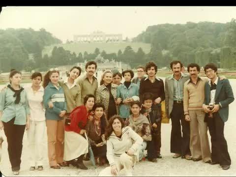 """درباره اثر: """"بابلی کره"""" یکی از ترانه های محلی ایرانی از"""