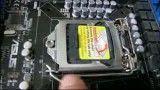 CPU Installation,روش نصب پردازنده بر روی کامپیوتر