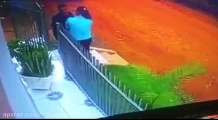 قتل و خودکشی فجیع دختر در خیابان...!