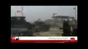 درگیری ارتش عراق با نیروهای القاعده در استان الرمادی