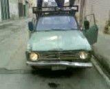 ماشین مشتی مندلی!!!داغون ترین ماشین دنیا...