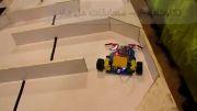 مسابقات رباتیک تکنوکاپ - مسابقات حل ماز