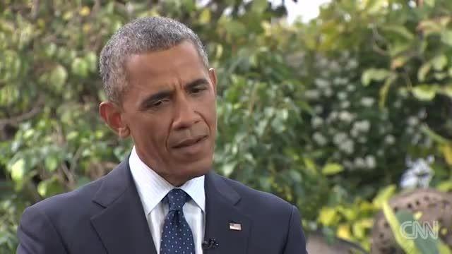 درگیری آمریکا و روسیه (مصاحبه اوباما با CNN)