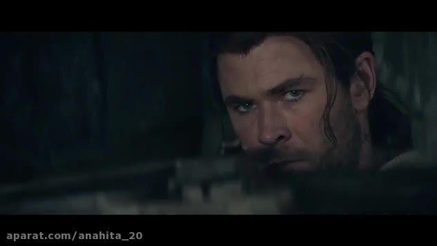 اولین تریلر رسمی فیلم The Huntsman Winter's War