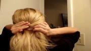 ده مدل موی ساده و سریع