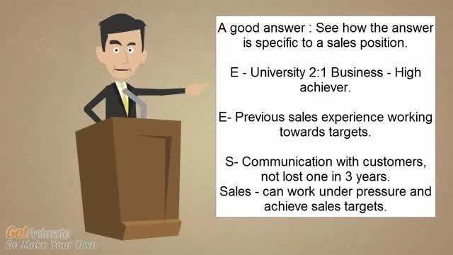 کارفرما چه دلیلی برای استخدام شما خواهد داشت؟