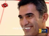 گفتگوی کامران نجف زاده با احمدرضا عابدزاده در رستوران عابدزاده