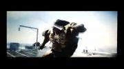 یکی از بهترین سکانس های فیلم TMNT 2014
