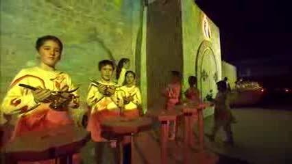 باکو-افتتاح بازی های المپیک اروپایی(نمادین) آذربایجان