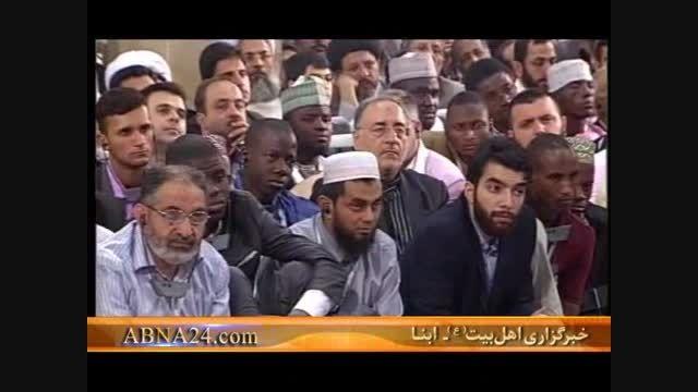سخنان مهم رهبر انقلاب دردیدار شرکت کنندگان مسابقات قرآن