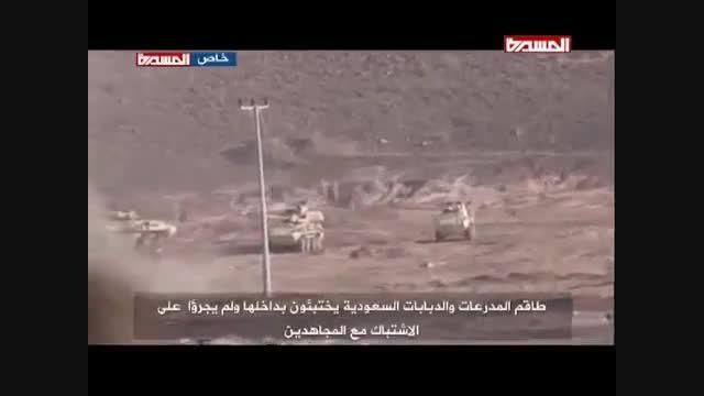کوبیدن پادگان سلفی های سعودی-سوریه-عراق-یمن