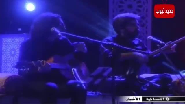 گزارش Jadid Tube از کنسرت سامی یوسف در تظوان(مراکش)2015