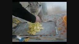 خشک کن میوه و سبزی کابینتی