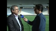 مصاحبه مدیر عامل باشگاه نفت مسجدسلیمان