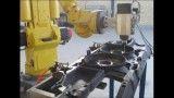 پروژه های خطوط تولید رباتیک و سلول های رباتیک تولید