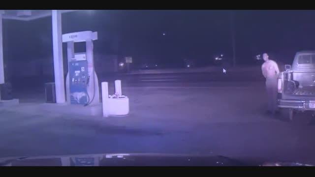 سوراخ سوراخ شدن جانی پررو توسط پلیس