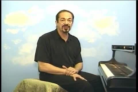 کاهش اضطراب در تمرین نوازندگی پیانو