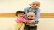 کلیپ حمایت از کودکان سرطانی