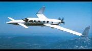 عجیب ترین مدل های هواپیما