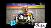 نشست روز خبرنگار با حضور سید علی ضیا