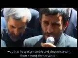 خاطرات  مرحوم حاج احمد احمدی نژاد پدر دکتر محمود احمدی نژاد
