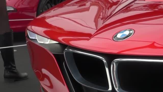 زیباترین چهره  BMW مدل M1