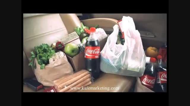تبلیغات خلاقانه کوکاکولا به مناسبت ماه رمضان