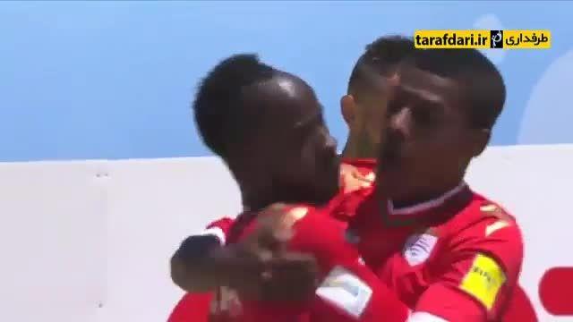 عمان 2-4 ایتالیا (جام جهانی فوتبال ساحلی)