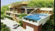 خانه ی 14 میلیارد دلاری رونالدو در مادرید