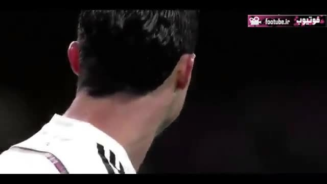 حرکات و دریبل های زیبا از ستاره دنیای فوتبال رونالدو