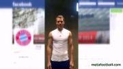 چالش سطل آب : بازیکنان بایرن مونیخ (۲)