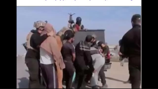 دستگیری انتحاری داعش در مسیر زائرین اربعین عراق - سوریه