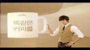 تبلیغ قهوه لی مین هو