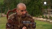 پدافند نیروهای عراقی علیه «دولت اسلامی»