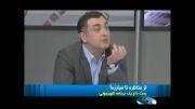 سوتی دعوا در پخش زنده  تلویزیونی!!
