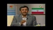 بررسی عملکرد حسن روحانی و دولت اصلاحات در بحث انرژی هسته ای از زبان احمدی نژاد