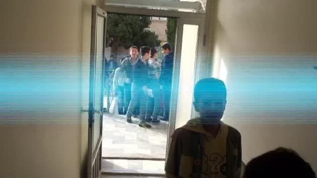 رفتن دانش آموزان به کلاس در طرح مدام