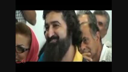 طنزمایه ای به  روحانی و احمدی نژاد در حضور حسن روحانی