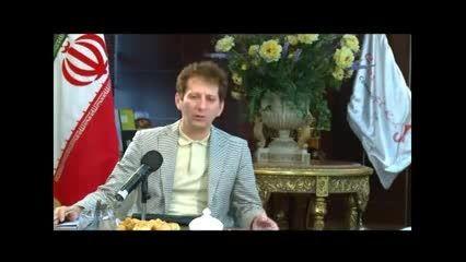 مصاحبه با بابک زنجانی