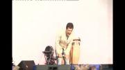رقص یك خواننده مجاز در كنسرت و حیرت مردم (وااااااااای)
