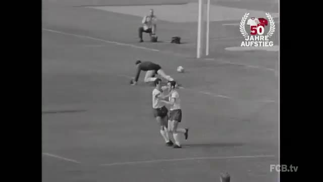 کلاسیک | صعود بایرن مونیخ به بوندسلیگا 1965