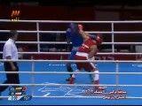 احسان روزبهانی - بوکس المپیک 2012 لندن - دور اول
