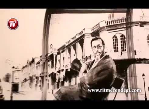 حضورهمزمان مهران مدیری وپیمان قاسم خانی درجشن