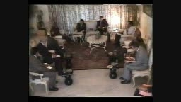 پیشینه ارتباط منافقین با صدام دیکتاتور