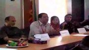 سمینار به مناسبت روز جهانی محیط زیست در دفتر سازمان ملل متحد در تهران - قسمت دوم