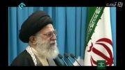 رهبر-در جنگ با اسرائیل مستقیما دخالت می کنیم