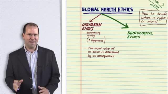 ویدئو: اخلاق سلامت جهانی (به انگلیسی)