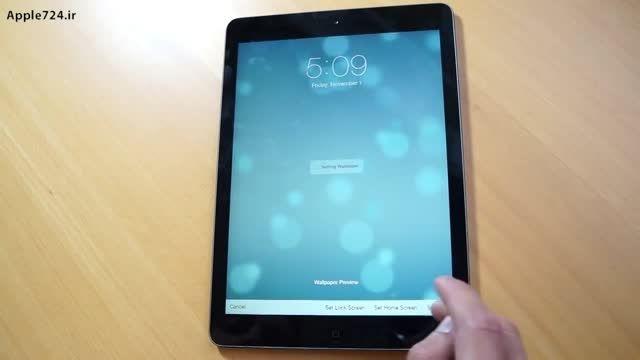 نکاتی برای استفاده بهتر از آیپد | فروشگاه Apple724.ir |